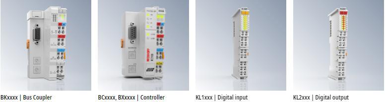 BECKHOFF Bus Terminal:BKxxxx | Bus Coupler BCxxxx, BXxxxx | Controller KL1xxx | Digital input KL2xxx | Digital output