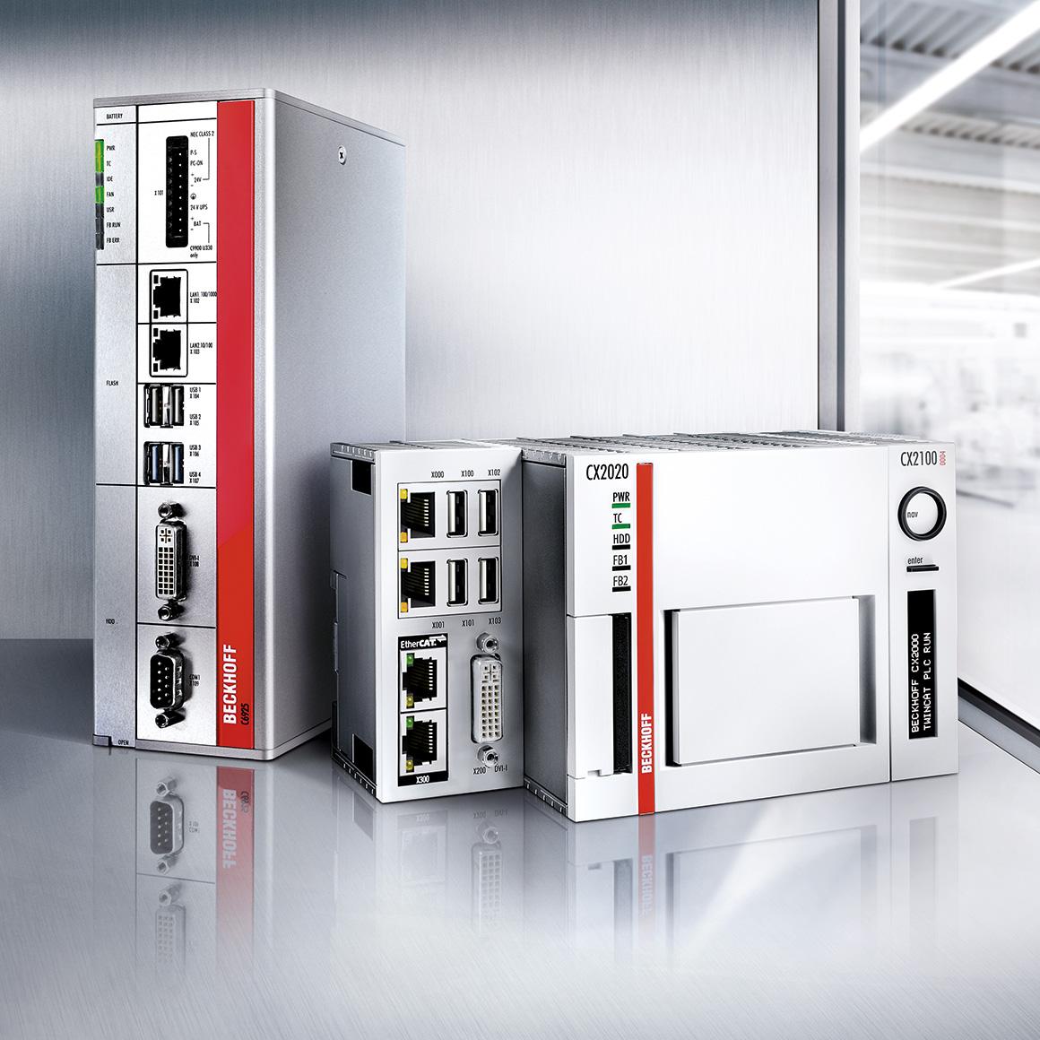 BECKHOFF Industrial PC IPCs