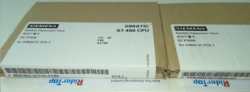 Siemens 6ES7653-2CC00-0XB0 SIMATIC S7-400 CPU